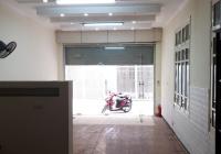Cho thuê nhà phân lô trong ngõ phố Ngọc Khánh DT 80m2, 4 tầng làm văn phòng