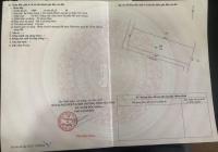Đất chính chủ 2 mặt tiền ngay cổng BV Xuyên Á DT 5x20m, mua sang tên công chứng ngay LH 0934539837
