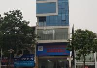 Cho thuê toà nhà mặt phố Láng Hạ - Đống Đa. DT 200m2 x 10 tầng, MT 8m, LH 0984213186
