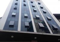 Bán nhà mặt phố Trần Thái Tông, 150m2 x 9 tầng, 1 hầm, mặt tiền 9m, giá 50 tỷ, LH: 0965166930