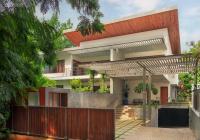 Biệt thự sân vườn Trương Quốc Dung - gần Nguyễn Văn Trỗi, quận Phú Nhuận, DT: 10x20m, giá 52tỷ
