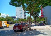 Bán đất 3 MT đường Nguyễn Chí Thanh. Diện tích 192.5m2, ngang 7.7m, đầu đường
