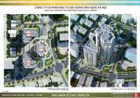 Tổng hợp chính xác tất cả các căn chung cư E4 Yên Hòa đang bán tháng 6/2020, LH: 0982339666