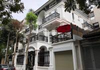 Cho thuê biệt thự nhà vườn khu Hoàng Đạo Thúy, dt 120m2, 4 tầng giá 45 tr/th, 0984250719