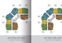 Bán chung cư N01 T8 Ngoại Giao Đoàn, 93.3m2 - 136.6m2, tầng đẹp, view hồ. LH 0917.559.138