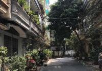 Bán nhà 6,5T thang máy phân lô ngõ 61 Lạc Trung, DTXD 90m2, MT 6m, ngõ ô tô hè, giá 16,9 tỷ