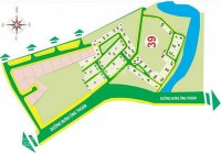 Bán lô đất dự án Thời Báo Kinh Tế Quận 9, lô B, sổ đỏ, DT 8x20m, hướng Đông Bắc