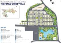 Bán biệt thự Vinhomes Smart City Đại Mỗ, DT 232m-280m-320m2 view công viên vườn hoa 7ha. 0931368661