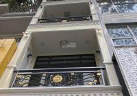 Nhà mới 4 tầng mặt tiền đường 3 Tháng 2