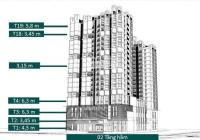 Suất ngoại giao Asiana Capella căn hộ 1.9 tỷ, TMDV - 1.8 tỷ, TT 30% nhận nhà, LH 0973; 610; 214