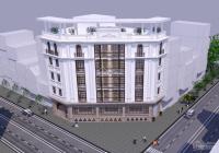 Chính chủ cần bán tòa nhà văn phòng căn góc phố Mạc Thái Tông, diện tích 255m2, căn góc 2 mặt phố