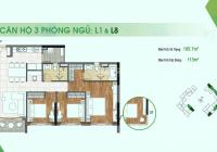 Cần bán gấp căn hộ 3PN Sala Đại Quang Minh diện tích 113m2, nhận nhà ở ngay. LH xem nhà: 0973317779