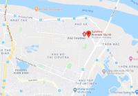 Bán đất 120m2, mặt tiền 6m, Phú Thượng, đối diện Sunshine Riverside - Ciputra, 5,5 tỷ. 0382276666