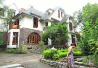 Chính chủ muốn bán lại căn biệt thự Vườn Đào, 300m2 siêu đẹp. Nội thất như tranh vẽ