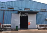 Cho thuê kho chứa hàng có quản lý tại KCN Sóng Thần 1, Bình Dương