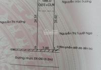 Mặt tiền DX 50, Phú Mỹ ngay cafe Happy, diện tích 7x26m và 8,4x26m tổng 15,4x26m giá tốt