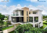 Chính chủ cần bán gấp căn biệt thự song lập Lucasta, 10x17,5m, sổ hồng, giá 17.5 tỷ, LH 0938241656