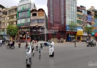 Bán nhà xây mới 6 tầng mặt phố Xã Đàn, DT: 160m2, mặt tiền rộng nở hậu, giá 47 tỷ, LH 0909562589