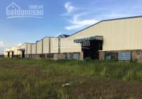 Cho thuê nhà xưởng đang xây dựng 3500 m2 - 12.000 m2 trong cụm công nghiệp Hố Nai 3, Đồng Nai