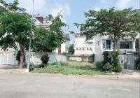 Còn 1 lô đất biệt thự Phú Mỹ VPH LK PMH, DT 10,5x21m, Nam, giá 108tr/m2, XD hầm trệt lửng 2 lầu