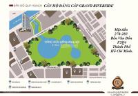 Chính chủ bán hoặc cho thuê CHCC Grand Riverside Bến Vân Đồn, 3PN, 110 m2