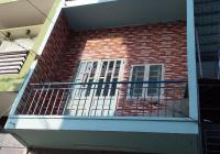Cho thuê căn MT nhà trệt 2 lầu, 2PN, 2WC, 2 balcon, sàn 52m đường số 8, P. Bình Hưng Hoà, Bình Tân