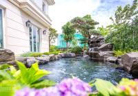 Bán gấp BT Saroma Villa, KĐT Sala, 443m2, căn góc, vị trí đẹp, giá rẻ. Call 0973317779