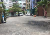 Nhà hẻm 7m (khu vực sang) đường Phạm Viết Chánh Q1. DT công nhận 84m2