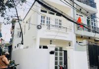 Bán nhà HXH tới nhà đường Dương Quảng Hàm, P5, Gò Vấp, DT 57m2, trệt + 1 lầu