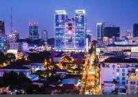 Bán CHCC Vincom Đồng Khởi - DT: 233m2 - 4 phòng ngủ - căn góc - 2 view sông - 39 tỷ