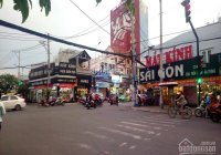 Nhà mặt tiền đường Mã Lò, quận Bình Tân, 6x22m đúc 4tấm căn góc tiện kinh doanh buôn bán, 13.5tỷ TL