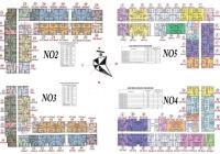 Tôi cần bán CH chung cư Ecohome 3, Tân Xuân căn 03 N02 DT 68.8m2 giá bán 1.380 tỷ/CH. 0989608071