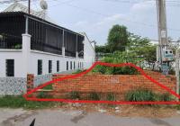 Đất 182,6m2 rẻ nhất Chánh Nghĩa TDM Bình Dương đường nhánh Bùi Quốc Khánh, đường nhựa thông