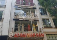 Bán tòa nhà khách sạn mặt Phố Vọng, DT 150m2, xây 8 tầng, 20 phòng, hiện cho thuê 120tr/th