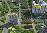 Bán căn góc 98m2, 3PN, 2.8 tỷ, full nội thất, ở ngay, tại chung cư Eco Dream City, Nguyễn Xiển