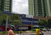 Cần bán MT Hồng Bàng, Phường 11, Quận 5, TP HCM, (4.3x25m) NH 4.5m. DTXD: 100,2 m2