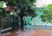 Cho thuê nhà biệt thự 4 tầng và vườn rộng 150m2 ngõ 319 Tam Trinh, Hoàng Mai, Hà Nội