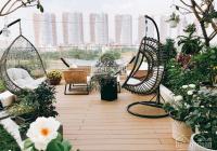 Bán căn hộ Garden Villa Đảo Kim Cương Canary, DT 160m2, full nội thất hoành tráng giá 11.8 tỷ
