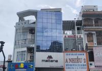 Bán nhà MT Dương Bá Trạc, P2, khu vip nhất quận 8. XD 1 trệt 4 lầu, DTSD 500m2