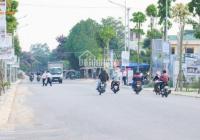 Bán 2 lô đất khu đô thị mặt tiền Nguyễn Công Phương - Quảng Ngãi, giá cực rẻ, sổ đỏ trao tay