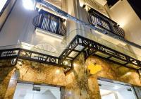 Bán tòa nhà căn hộ dịch vụ Quận 1 đường Đề Thám gần chợ Bến Thành, 5 tầng, 4 CHDV, giá chỉ 6,8 tỷ