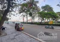 Bán nhà Hồ Tây, biệt thự đơn lập 3 tầng x 250m2, Quảng An, Tây Hồ, Hà Nội, LH: 0984.524.619