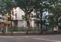 Cho thuê biệt thự bán đảo Linh Đàm, vị trí đẹp để làm mầm non, gym, văn phòng, spa