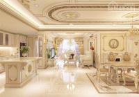 Cho thuê căn hộ penthouse vinhome 300m2 nội thất châu âu có 5 phòng ở ngay call 0977771919