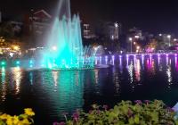 Bán tòa nhà căn hộ dịch vụ khu vực Quảng An, Tây Hồ, DT 111m2 6 tầng MT 11m giá 31 tỷ LH 0961668362