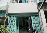 Nhà Nguyễn Văn Luông Phường 11 Quận 6 40m2 sử dụng, 2 lầu kiên cố, 2PN, SHR, 1.95 tỷ. LH 0942828398