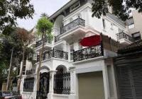 Cho thuê biệt thự, liền kề Trung Hòa, Vũ Phạm Hàm, 145m2, 5 tầng, giá 55 tr/th. 0984250719