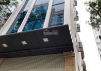 Cần cho thuê gấp nhà mặt phố Ngụy Như KonTum, 70m2*7 tầng, mặt tiền cực rộng 6,5m, 75tr/1 tháng