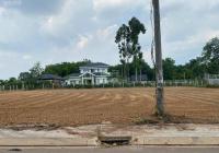 Bán 8 nền F0 mặt tiền đường 16 mét HL 607 (DH 601) Tân Định, Bến Cát, Bình Dương sát ngã tư MPTV