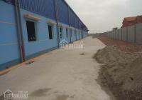 Cho thuê kho xưởng lô 3B tại KCN Phố Nối B, cạnh đường 39 mới, DT 1000m - 2000m - 3000m2